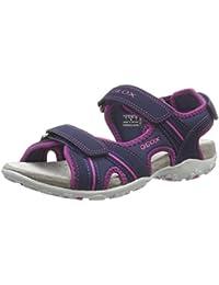 Geox J82E2B 000BC Sandalo Velcro enfant Bleu 27 YIyHJ