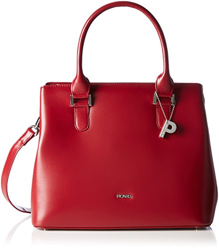 Picard Berlin, Borsa a Mano Donna, 15x24x29 Centimeters (B x H x T) Rosso (Rot)