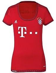 FC Bayern München Home Trikot Frauen 2015/16 - LEWANDOWSKI.