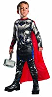 Don't let anyone tell you that you can't be a god. While it may sound daunting, a lot of paperwork to fill out, renew your social security, that sort of thing... it's actually much simpler. All you need is this Child Thor Avengers 2 Fancy dre...