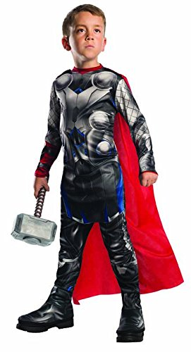 Avengers Disfraz, talla S (Rubie's 610432)