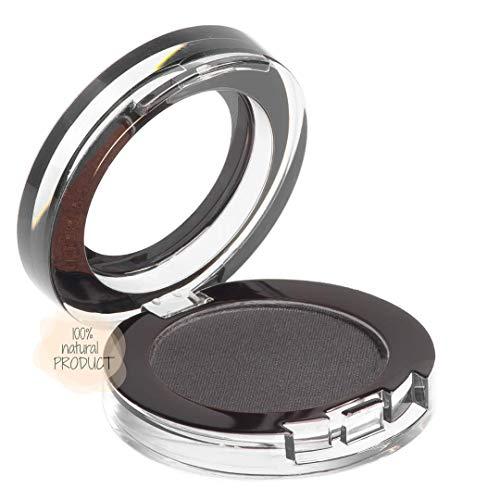 Lidschatten Puder/Mineral LIDSCHATTEN/Augen Make-up deckend/smokey Eyes sensible, empfindliche AUGEN/Reflectives schwarz 1,8 g -