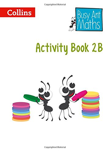 Year 2 Activity Book 2B (Busy Ant Maths) por Louise Wallace