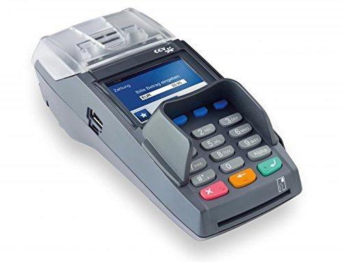 EC Gerät, CCV Base, stationäres, extrem schnelles Kartenlesegerät, LAN_Anschluß, großes Farbdisplay, NFC Kontaktlos-Leser, Rundum Sorglos Paket