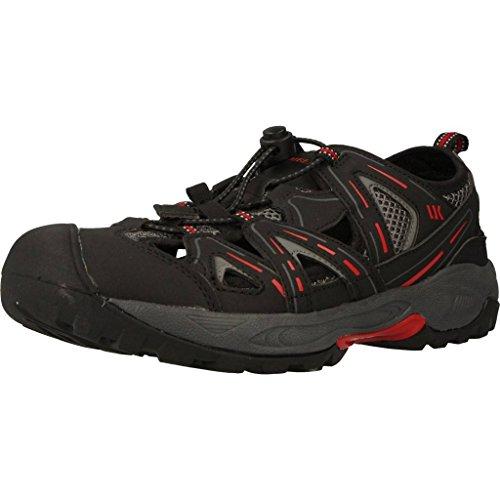 Lumberjack SM31105 001 M69 Chaussures sports Man Nero