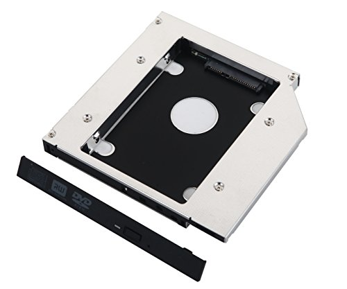 DeYoung 2nd HD disco duro SSD Caddy Apple iMac SuperDrive
