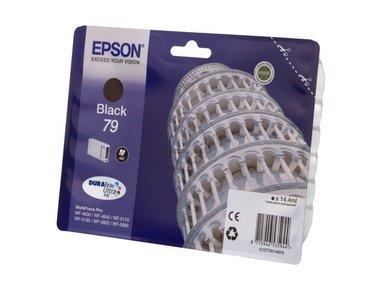 Epson WorkForce Pro WF-5620 DWF (79 / C 13 T 79114010) - original - Ink cartridge black - 900 Pages - 14,4ml