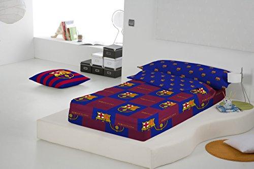 Saco nórdico con relleno FC BARCELONA futasn1 cama 90