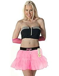 Crazy Chick Women's Adult 2 Layer Tutu Skirts Ballet Dance Wear Fancy Dress Skirts
