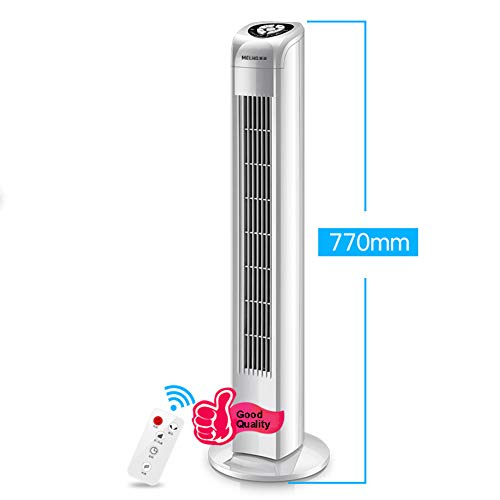 Xb Säulenventilator Turmventilator, Säulenlüfter, Turmlüfter Leistungsstark und besonders leise - mit Fernbedienung - für Zuhause, im Büro