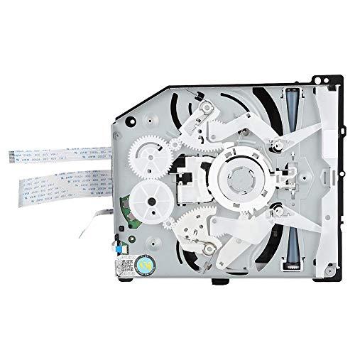 Bewinner Unidad de Disco Duro para Sony PS4 Reemplazo Interno de La Unidad de Disco Óptico Delgado Piezas de Reparación de La Unidad de Disco para La Consola Sony PS4