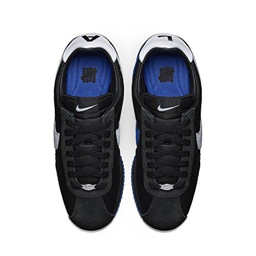 Nike Cortez Basic Sp / Undftd, Chaussures de Running Entrainement Homme Multicolore - Negro / Blanco / Azul (Black / White-Sport Royal)