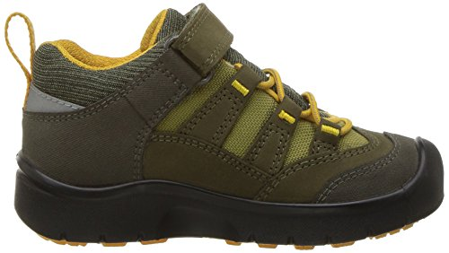 Keen Hikesport olive Junior dark toddler Hiking citrus Scarpe Waterproof SS18 Hqqnpr0S