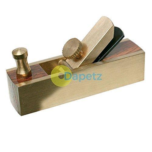 Preisvergleich Produktbild Daptez Mini Hirnholzhobel 72mm Kabinett Tischlerei Genaue Details Holzarbeit Hobby Handwerk