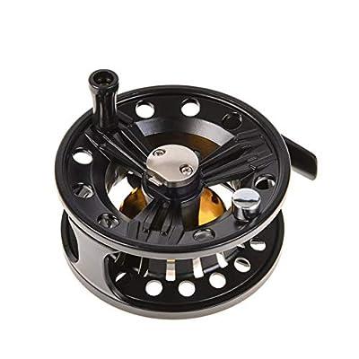 Tellaboull For Aluminium Alloy Fly Fishing Reel Wheel by Tellaboull
