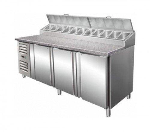 Saro 323-1120 SH 2000 Zubereitungstisch mit Umluftventilator