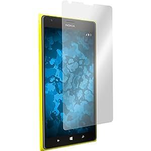 2 x Nokia Lumia 1520 Film de Protection clair PhoneNatic Protecteurs Écran