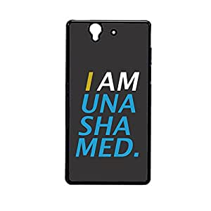 Unashamed Case for Sony Xperia Z