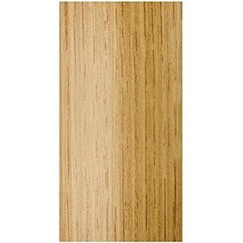 FLAT SELF ADHESIVE WOOD EFFECT ALUMINIUM DOOR FLOOR EDGING BAR STRIP TRIM  THRESHOLD 930 X 30mm A02 OAK