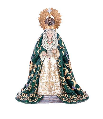 DRW Virgen Esperanza Macarena 10 cm Resina Sevilla
