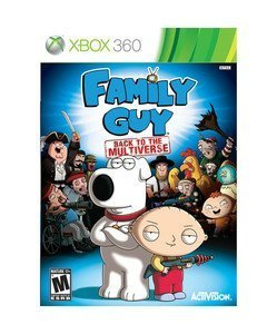 Videospiel Guy Das Family (FAMILY GUY:BACK TO THE MULTIVERSE by Ubisoft)