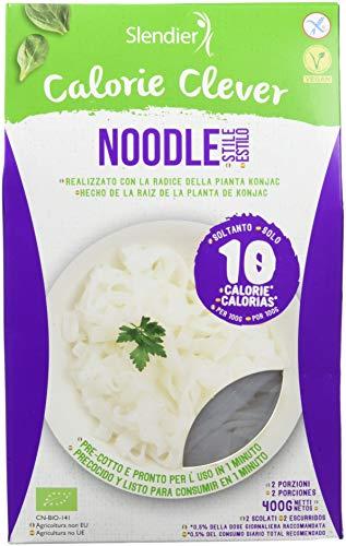 Slendier Pasta Konjac Noodle - 3 Paquetes 400 gr -