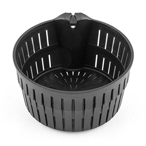 Klarstein Dünsteinsatz Korb Ersatzteil für die Food Circus Küchenmaschine*