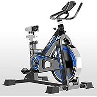 Preisvergleich für Brmind-Spinning bike Aerobic Indoor Training Heimtrainer Fitness Cardio Heimtrainer Rennsport-Sensoren