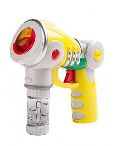 Preisvergleich Produktbild Pustefix, Bubble-Shooter, 22 x 29 x 9 cm, gelb, Seifenblasenpistole