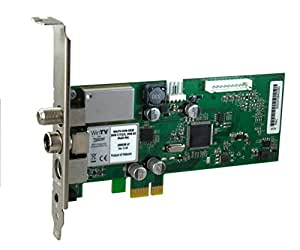 Hauppauge WinTV HVR-5525 6in1 DVB Tuner Sintonizzatore TV, Nero/Antracite