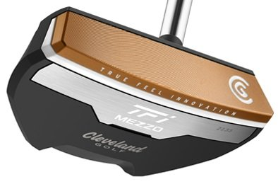 Cleveland Tfi 2135 Mezzo W/OS Grip Putter, Homme, 34 Inch - Mid Mallet [Center Shafted]