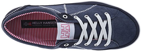 Helly Hansen W LATITUDE 92, Sneakers basses femme Multicolore - Azul / Blanco (597 Navy / Off White / Magenta)