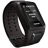 TomTom Spark Cardio + Music Large ale brown