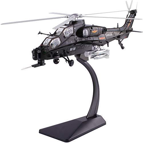 X-model giocattolo modello di elicottero militare, modello di cannoniera per aerei in scala 1:48, giocattoli per bambini e oggetti da collezione