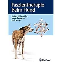Faszientherapie beim Hund
