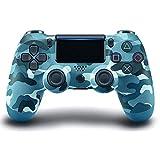 HLLGAME Manette PS4, Manette DualShock 4 Playstation 4 Bleue, Manette Camouflage...