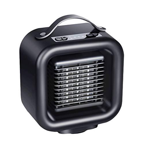 Hogar Mini Calentador 1000W Velocidad de Calor Calentador eléctrico de Ajuste 3...