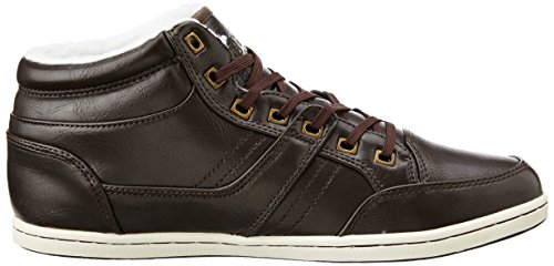 British Marron Knights Re Fonc Mid Style Erwachsene High Top Unisex gqgvw7Rr