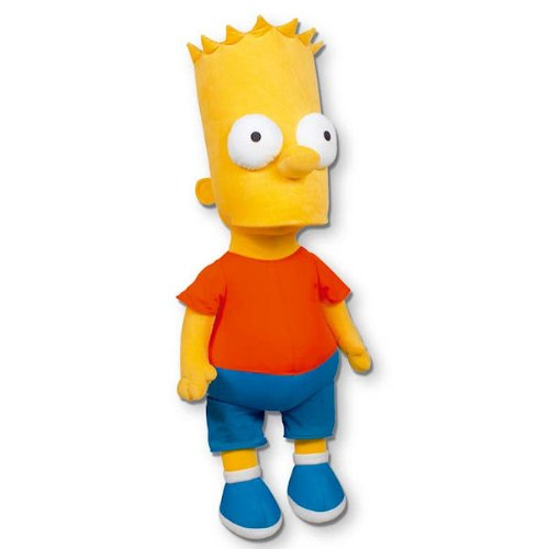 The Simpsons Bart (Perücke Simpson Bart)