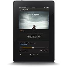 """Kindle Fire HD 7"""" (17 cm) Reconditionné Certifié, écran HD, Wi-Fi, 16 Go - avec offres spéciales (3ème génération)"""