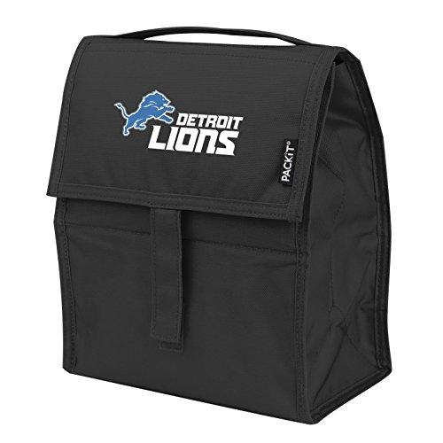 Kolder Licensed Inc. NFL Detroit Lions Packit Freezable Lunch Bag -