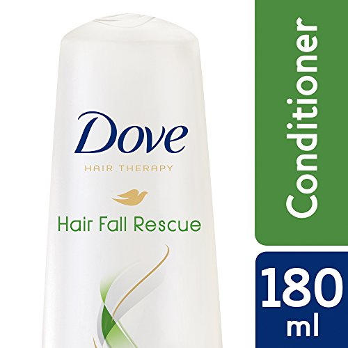 Dove Hair Therapy Hair Fall Rescue Conditioner, 180ml (Extra 5%)