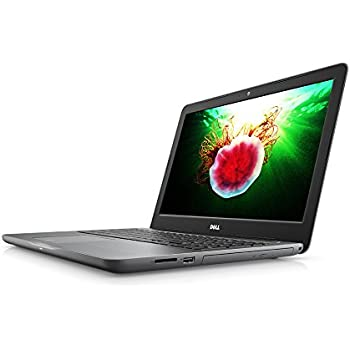 "Dell Inspiron 15 5567 - Ordenador portátil de 15.6"" Full HD (Intel Core i5-7200U, 8 GB de RAM, HDD de 1 TB, AMD Radeon R7 M445, Windows 10 Pro) negro - teclado QWERTY Español"