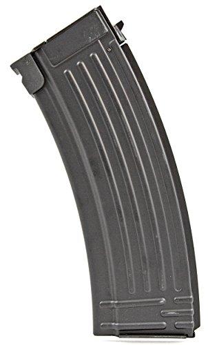 Nick and Ben Air-Soft Magazin Soft-Air AK 47 S AEG Metall Flash High-Cap Battle-Axe für 500 BBS