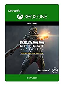 Mass Effect: Andromeda Super Deluxe Edition [Xbox One