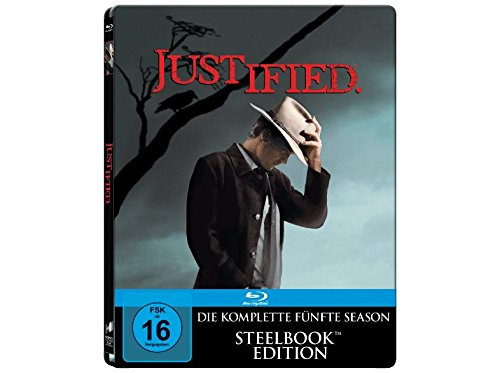 Staffel 5 (Steelbook) (Limited Edtion/Uncut) [Blu-ray]