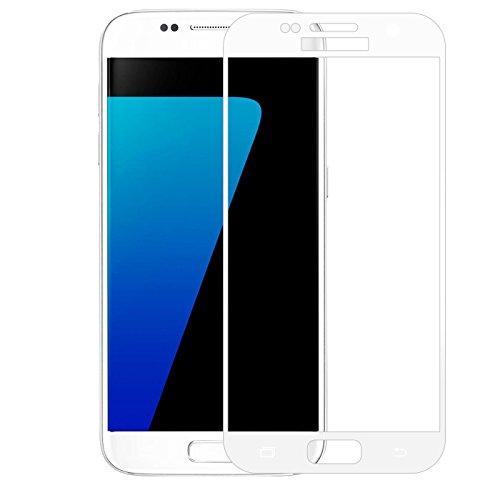 3D Curved Glasfolie für Samsung Gaöaxy S7 Panzerglas FULL SCREEN Glas Folie