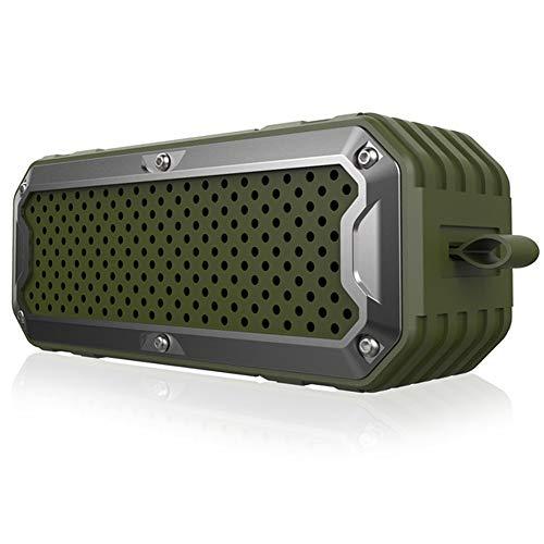 Camerlon S6 3D Stereo Bluetooth Lautsprecher wasserdichte Outdoor Wireless Subwoofer Freisprecheinrichtung AUX TF Karte 4000 Infinity Auto-subwoofer