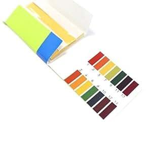 400 Bandelettes Papier PH pour Test d'Acidité / d'Alcalinité(400 Litmus paper)