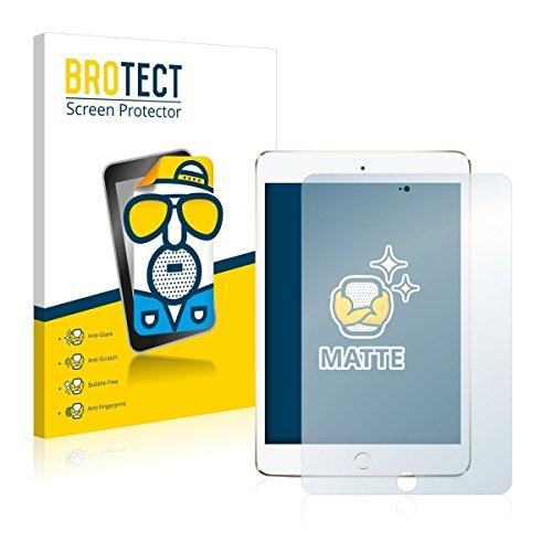 2X BROTECT Matt Displayschutz Schutzfolie für Apple iPad Mini 4 (matt - entspiegelt, Kratzfest, schmutzabweisend) -